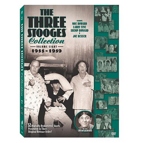 The Three Stooges Collection: 1955-1959 (Widescreen) by COLUMBIA TRISTAR HOME VIDEO