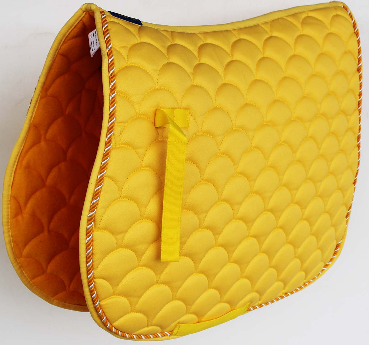 Horse Quilted ENGLISH SADDLE PAD Trail Dressage 7296