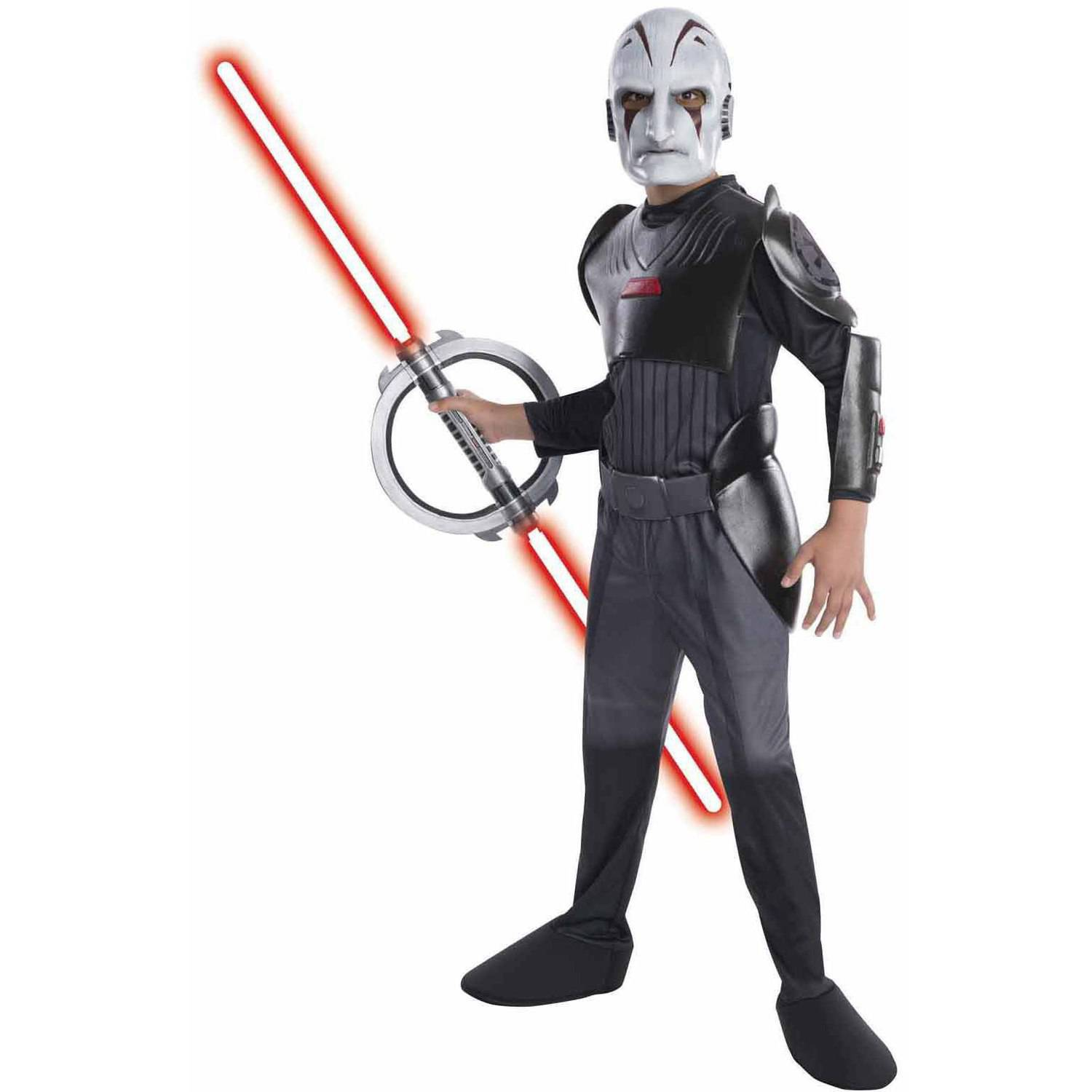Star Wars Rebels Deluxe Inquisitor Boys' Child Halloween Costume