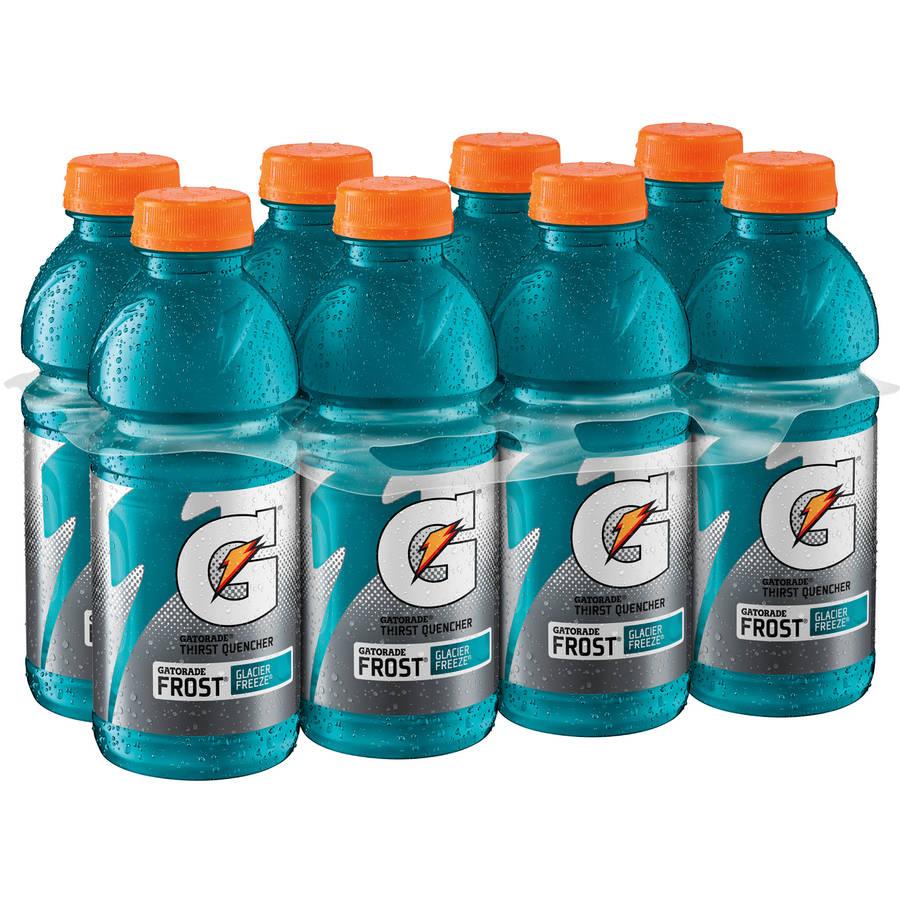 Gatorade Thirst Quencher Frost Glacier Freeze Sports Drink ...