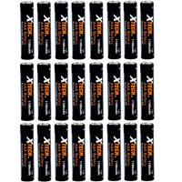 Xtech AA Ultra High-Capacity 3100mah Ni-MH Rechargeable Batteries (24 pack)