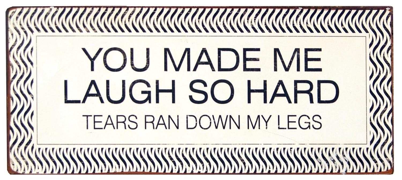 You made me so hard