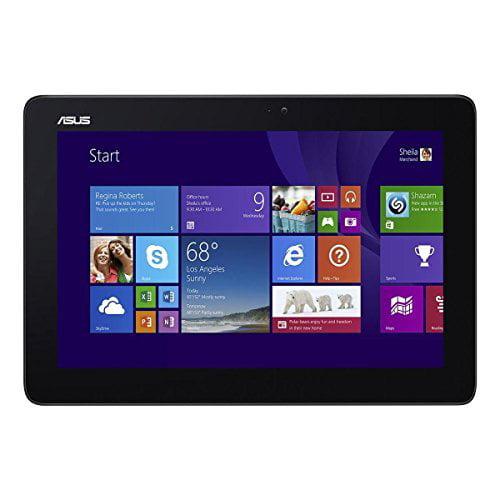 Asus Transformer Book Detachable 11.6  2 In 1 Touchscreen Notebook Computer, Intel Atom Z3775 1.46GHz, 2GB RAM, 64GB SSD