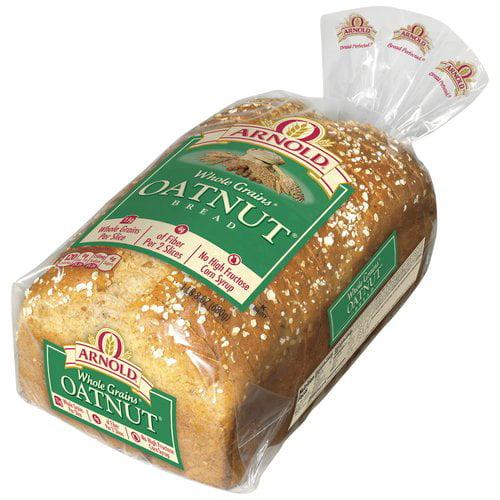 Arnold Whole Grains Oatnut Bread, 24 oz