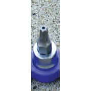 """ATD Tools 1/4"""" Drive Tamper Proof Torx Bit Socket - T25 145"""