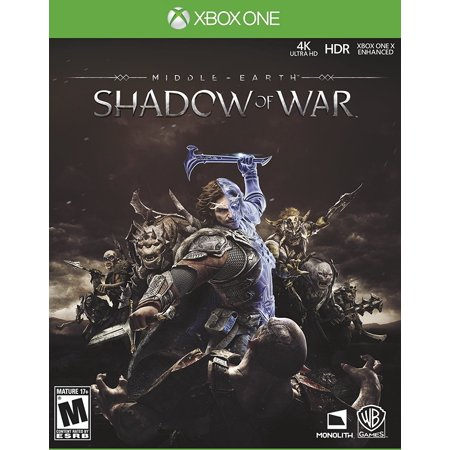 Solutions 2 Go Middle-Earth: Shadow of War Standard Edition (Xbox One) (XB1) - image 2 of 2
