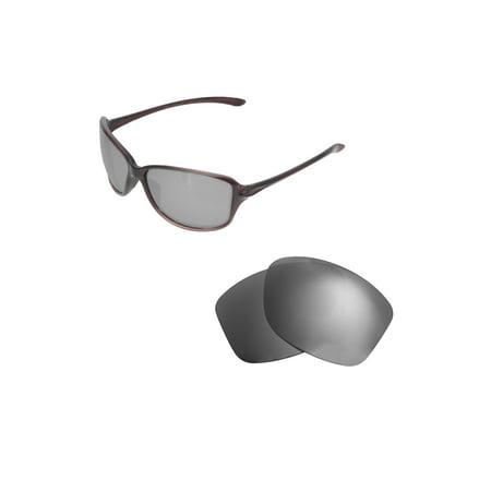 898e7262a9 Walleva - Walleva Titanium Polarized Replacement Lenses for Oakley Cohort  Sunglasses - Walmart.com