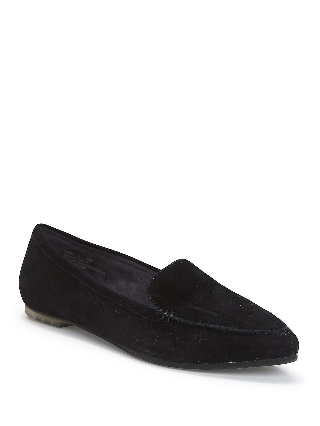 Audra Suede Loafers