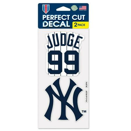 - Aaron Judge New York Yankees WinCraft 2-Pack 4