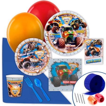 Monster Jam 3D Value Party Pack