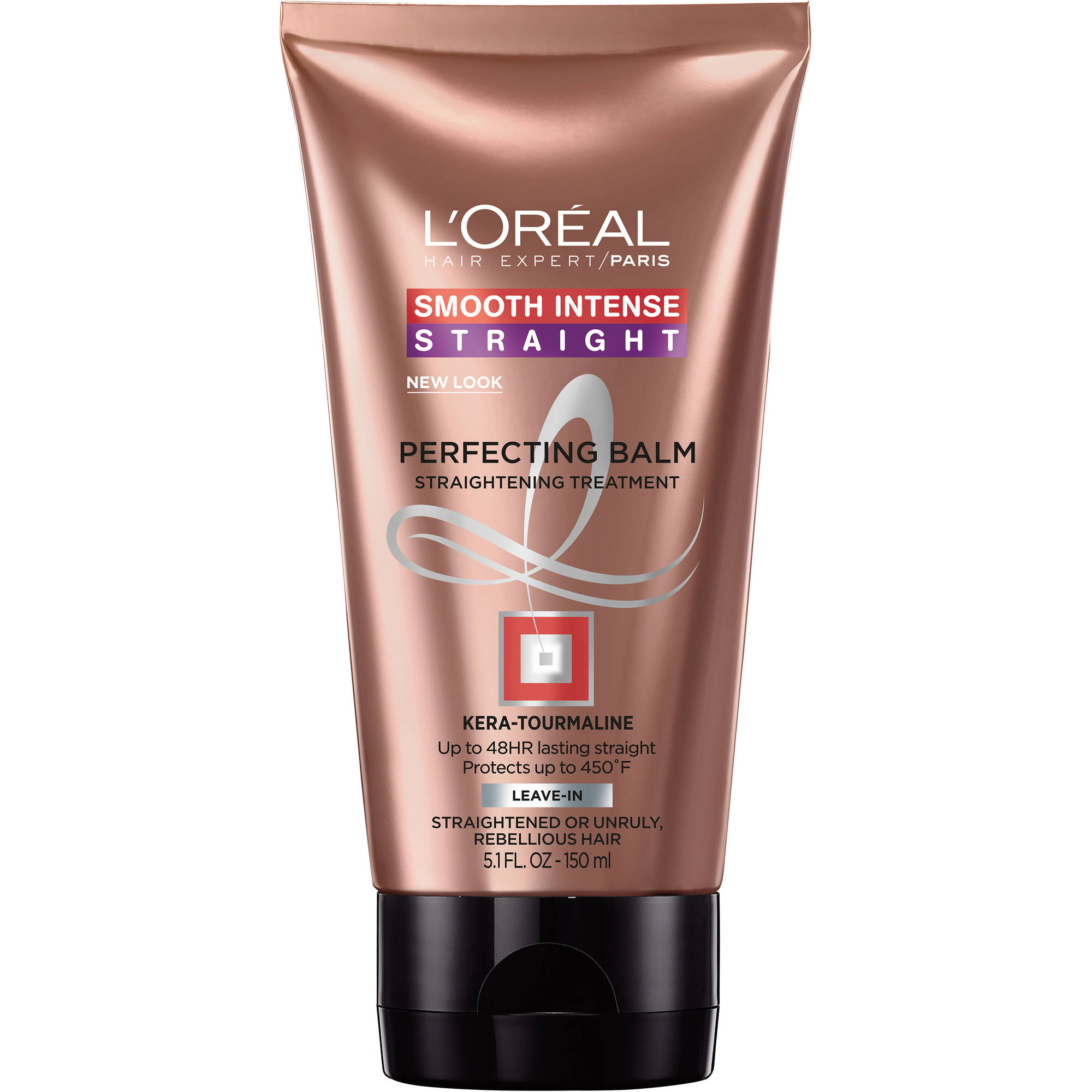 L'Oreal Paris Advanced Haircare Smooth Intense Ultimate Straight Straight Perfecting Balm, 5.1 fl oz