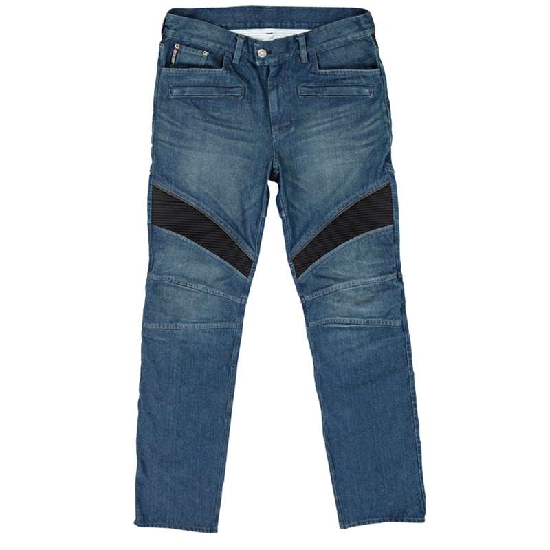Joe Rocket Accelerator Jean 2015 Mens Pants Blue- Short Length