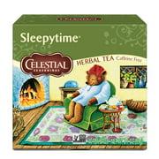 Celestial Seasonings, Sleepytime Caffeine Free Herbal Tea, Tea Bags, 40 Ct