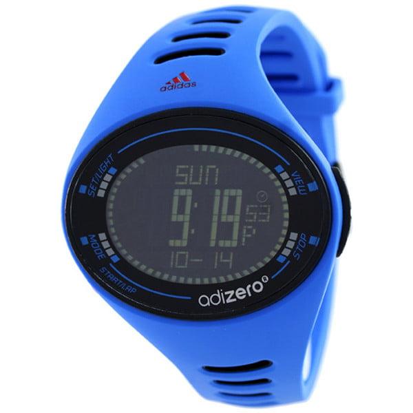 Adidas Adizero Quartz Black Dial Unisex Watch ADP3511 by