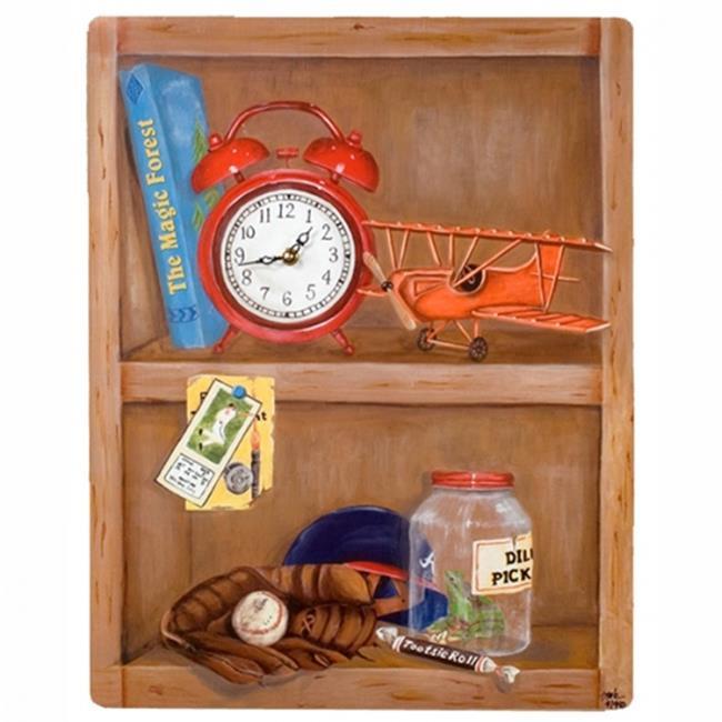 Lexington Studios 23001 Make Time for Play Large Clock by Lexington Studios
