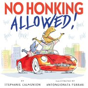 No Honking Allowed - eBook