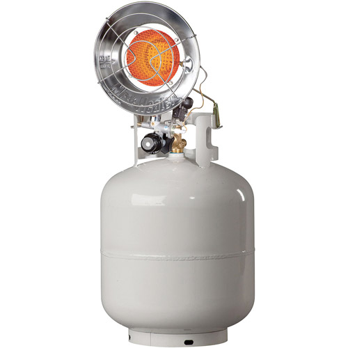 Mr. Heater 15,000 BTU Electronic Propane Heater MH15TS by Mr. Heater