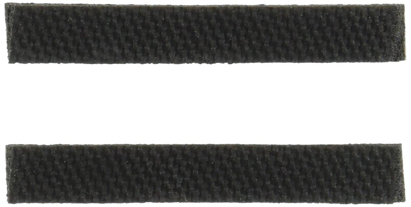 3 8 x 3 8 x 3-1 2 Inches Pickup Shielding Material for Electric Guitar, Rubber, Package of... by