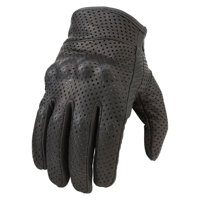 be009c9aa3 Product Image Z1R 270 Mens Perforated Leather Gloves Black