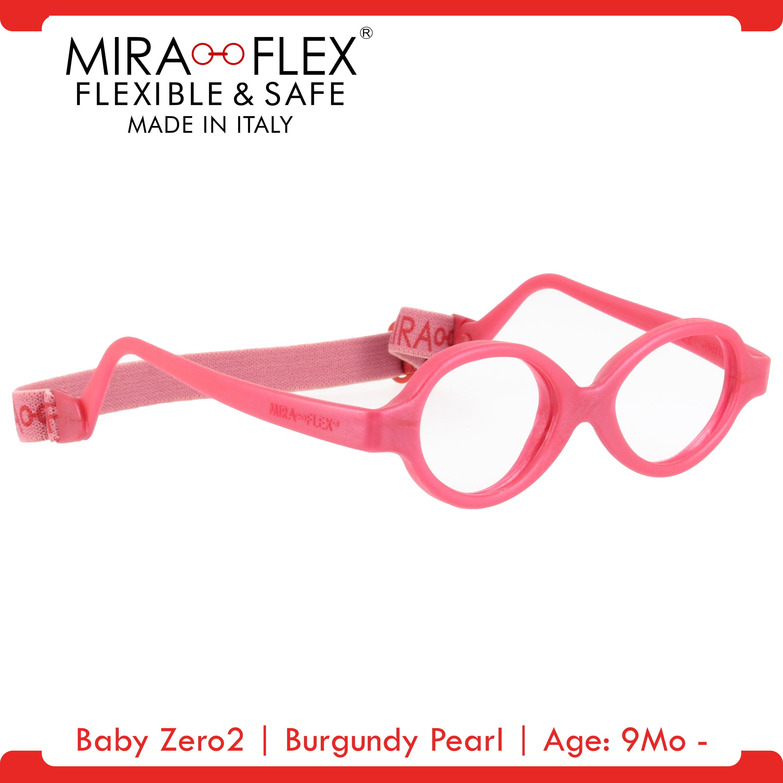 Miraflex: Mayan42 - Pink Kids Glasses | Age: 5-7Yr
