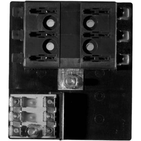 Gang Fuse Panel - Ancor ATO/ATC 6 Gang Fuse Panel
