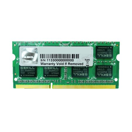2GB G.Skill DDR3 1066MHz SO-DIMM laptop Memory for Apple Mac (PC3-8500) ()