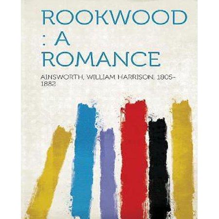 Rookwood: A Romance