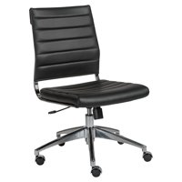 Euro Style Axel Low Back Office Chair