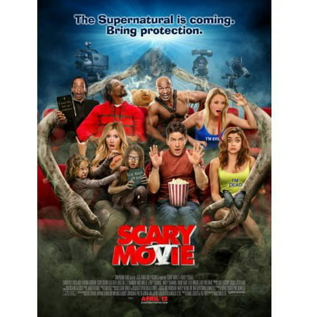 Scary Movie 5 Dvd Walmart Canada