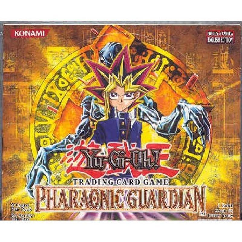 Konami Yu-Gi-Oh Pharaonic Guardian 36 Pack Booster Box