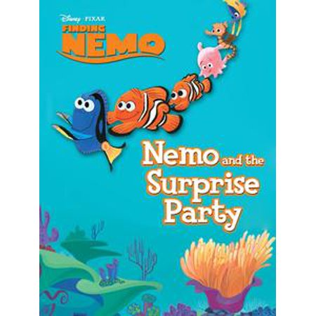 Finding Nemo Costume For Kids (Finding Nemo: Nemo and the Surprise Party -)
