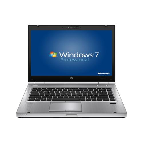 "Refurbished HP EliteBook 8470p 14"" Intel Core i5-3320M 2.6GHz 4GB 320GB LED Windows 7 Laptop"
