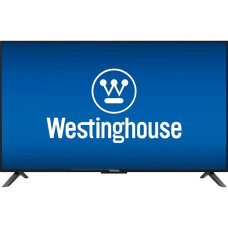 WESTINGHOUSE FACTORY RECERTIFIED WE50UT4108 49.5IN 3840X2160-UHD 3K:1-CONTRAST 60HZ LED SMART HDTV W/ - Westinghouse Hdtv Tv