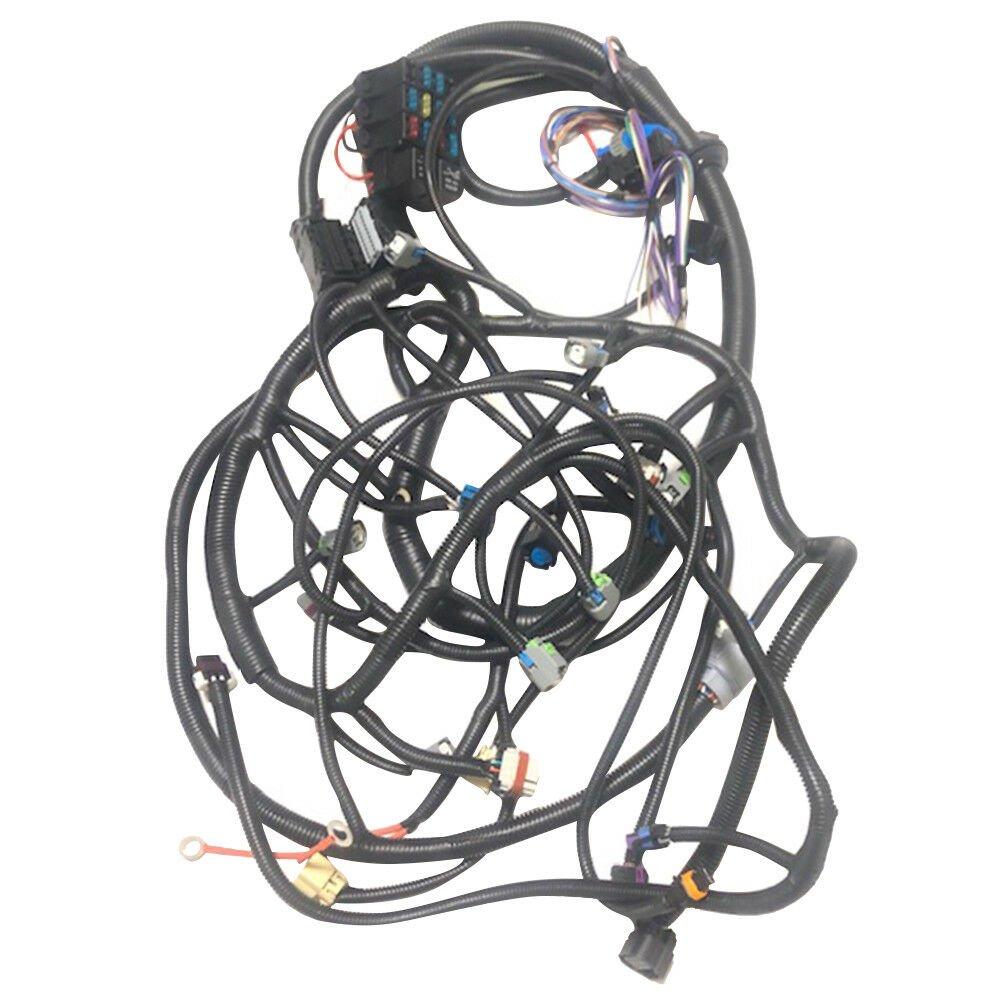 2008-2015 LS3 (6.2L) Standalone Wiring Harness w/4L60E 58X