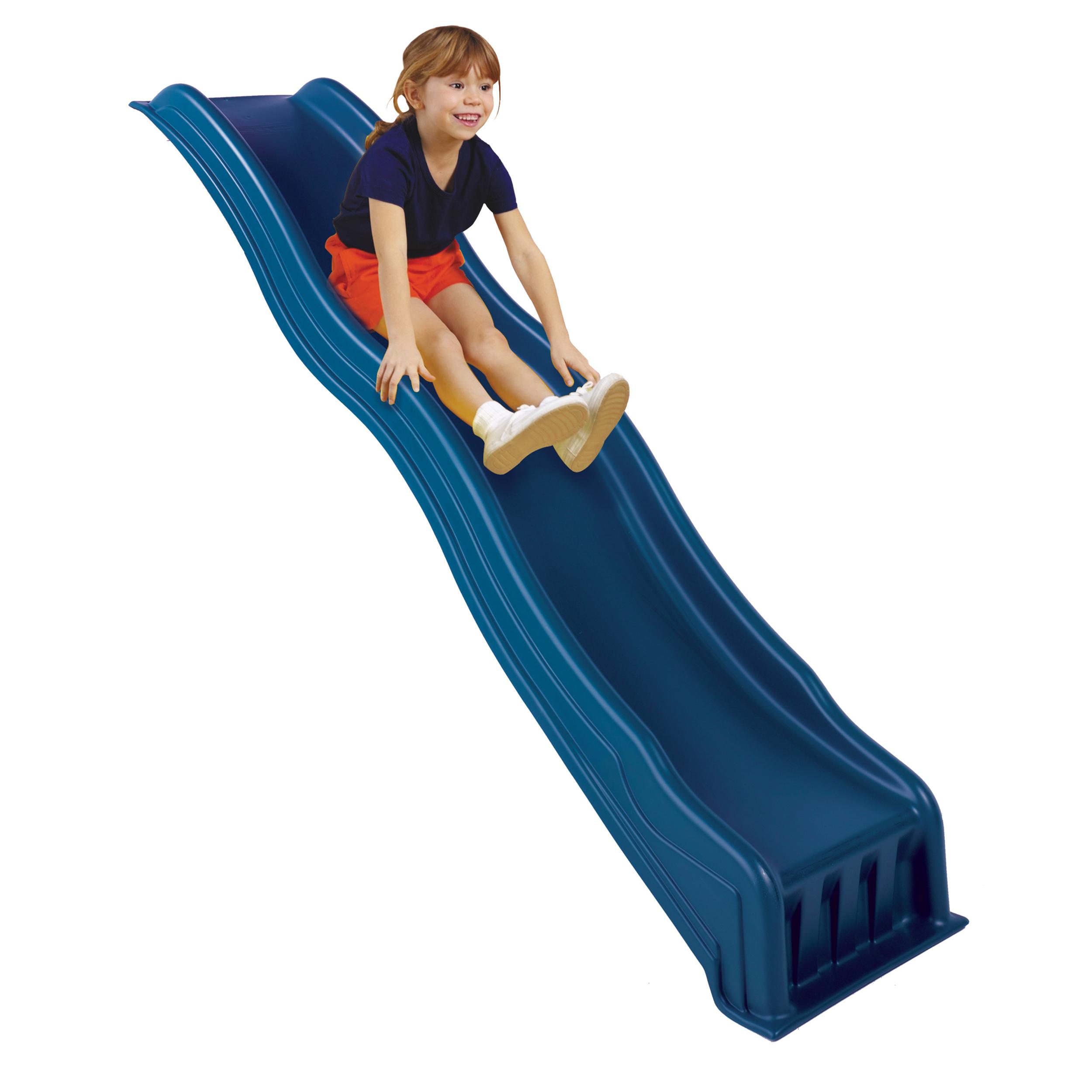Blue Cool Wave Slide