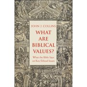 What Are Biblical Values? - eBook