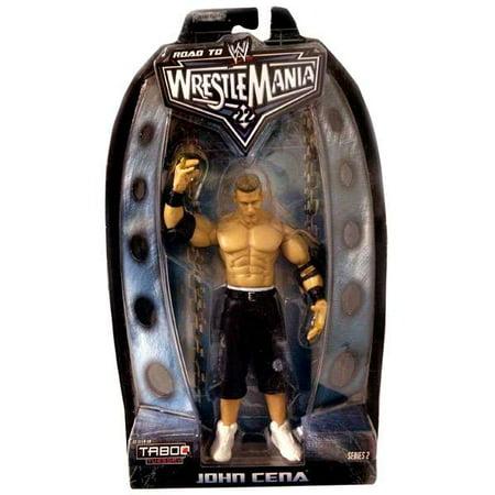 Wwe Wrestling Road To Wrestlemania 22 Series 2 John Cena Action Figure