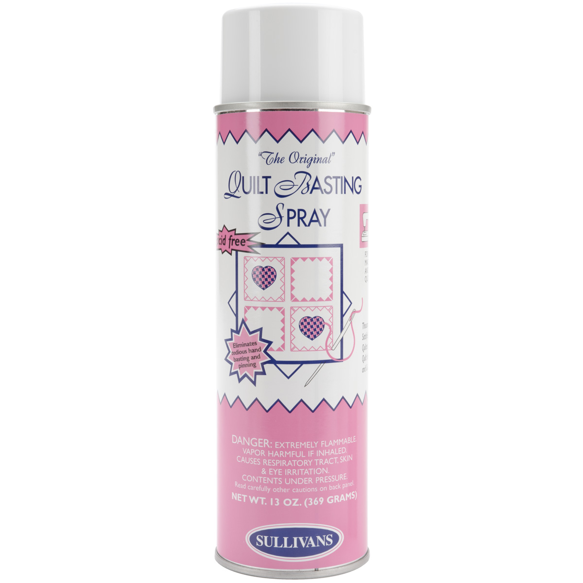 Sullivans The Original Quilt Basting Spray-13oz