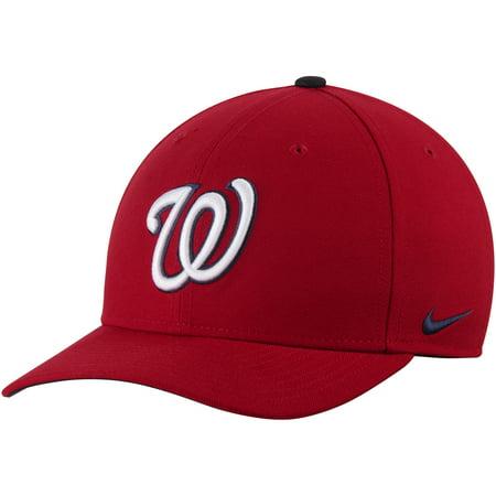 d7dac3dc Washington Nationals Nike Classic Adjustable Performance Hat - Red - - OSFA