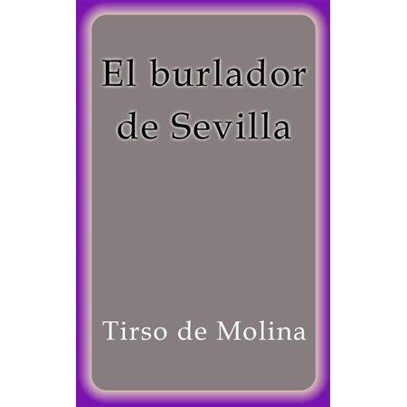 El burlador de Sevilla - eBook