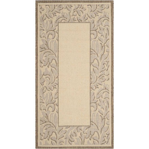 Safavieh Courtyard Steve Power-Loomed Indoor/Outdoor Area Rug or Runner