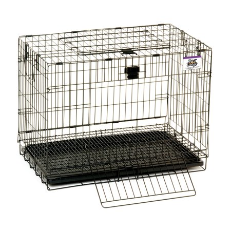 Miller Manufacturing Wire Pop-Up Rabbit Cage, 24