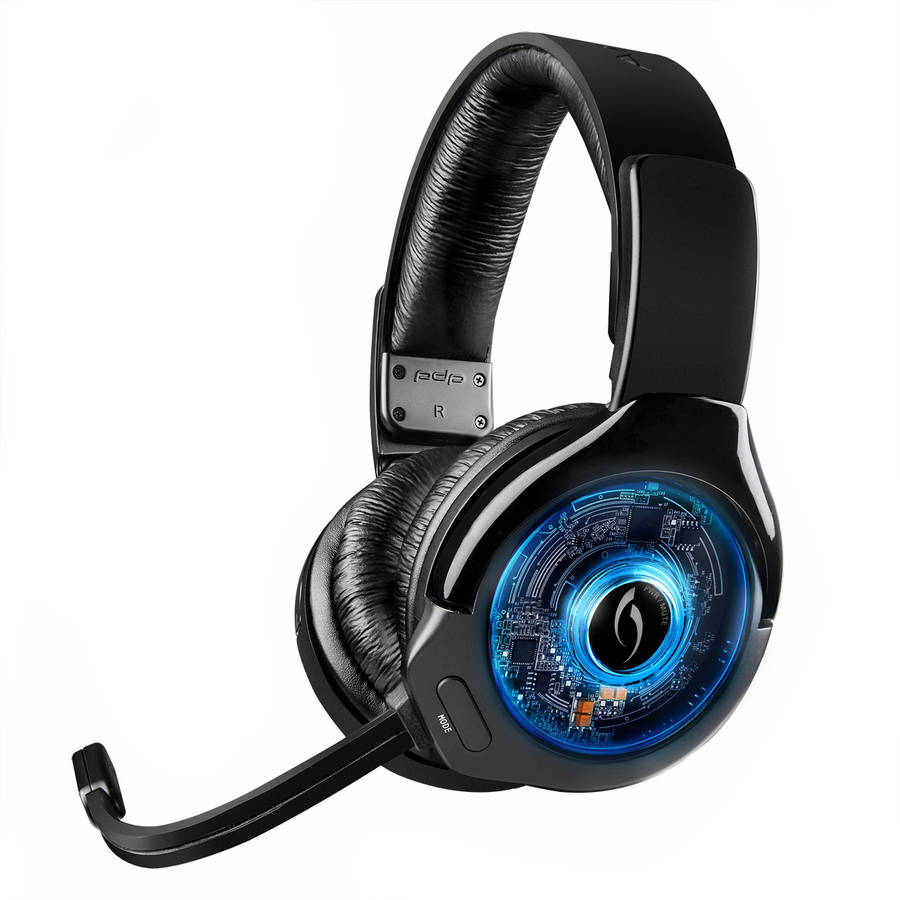 PDP Afterglow AG 9 Premium Wireless Headset for PlayStation 4