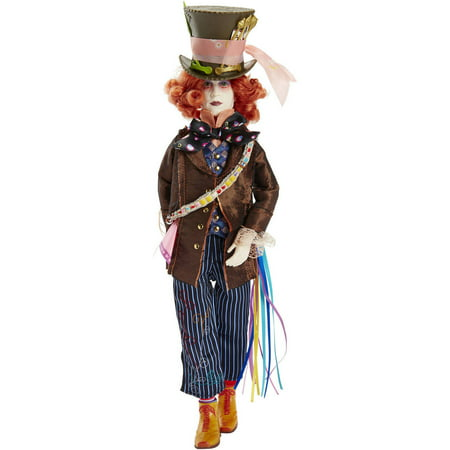 Alice Through the Looking Glass Live Action Deluxe Mad Hatter - Maddie Hatter