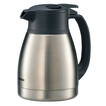 Zojirushi Stainless Steel 34 Ounce Vacuum Insulated Thermal Carafe