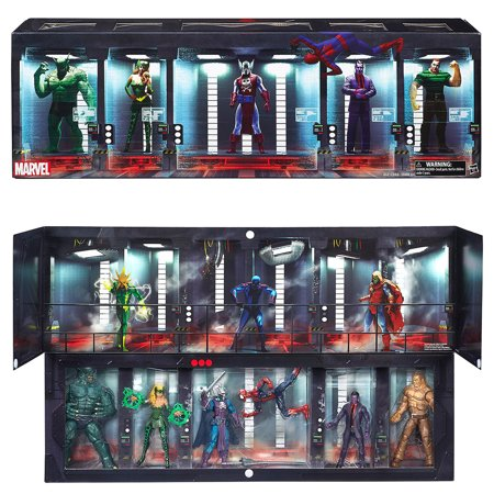Marvel Legends Infinite 6 Inch Action Figure Collector Set - The Raft SDCC 2016 - image 1 de 1