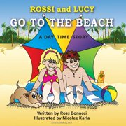 Rossi and Lucy Go to the Beach