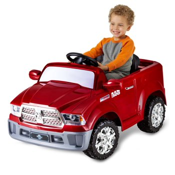 Kid Trax Dodge Ram 1500 Ride-On Toy