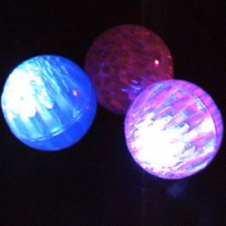Super Bouncer - 4 Inch LED Super Bounce Ball Assorted