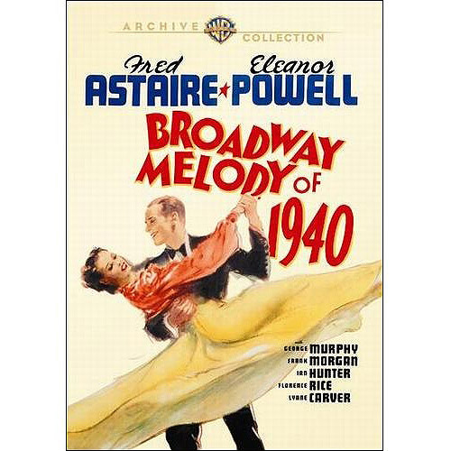 Broadway Melody Of 1940 (Full Frame) by